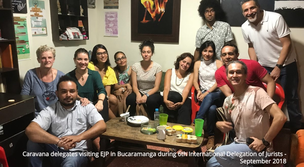 With all the EJP team in the office in Bucaramanga receiving a briefing (2)